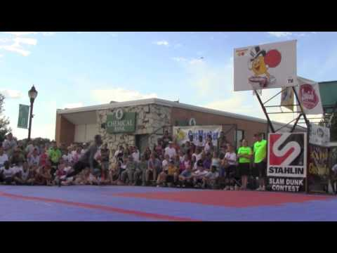 GUS MACKER BELDING 2013 - SLAM DUNK CONTEST