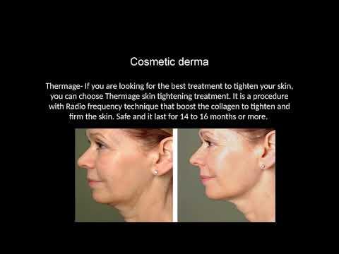 Cosmetic derma in Delhi