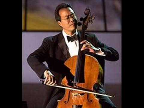 Bach - Air on G String by Yo Yo Ma and Bobby Mcferrin