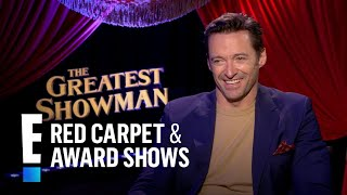 Hugh Jackman's Daughter Is a Huge Fan of Zendaya   E! Live from the Red Carpet