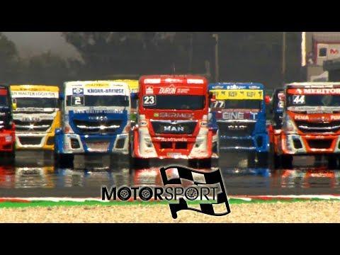Motorsport 2018 - 11.díl - Mistrovství Evropy tahačů 2018
