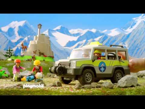 PLAYMOBIL Bergwereld