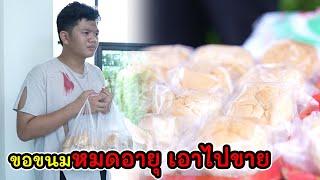 ละครสั้น ขอขนมหมดอายุ เเต่กลับเอาไปขาย  I Lovely Kids Thailand