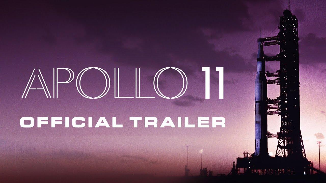 Trailer de Apollo 11