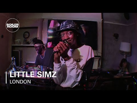 Little Simz Boiler Room London Live Set