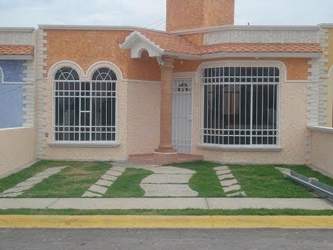 Fachada de casas bonitas de una planta fachadas de casas Fachadas de casas bonitas de una planta