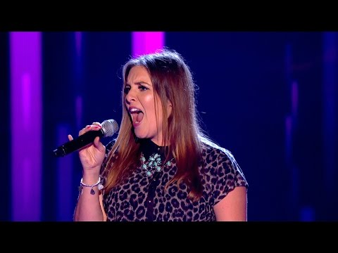 Hollie Barrie performs 'Timber' - The Voice UK 2015: Blind Auditions 4 - BBC One