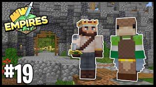 I'VE GOT A NEW BEST FRIEND!!   Minecraft Empires 1.17 SMP   #19