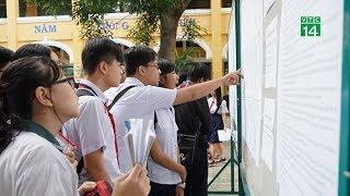 VTC14 | Hà Nội công bố điểm chuẩn vào lớp 10 công lập