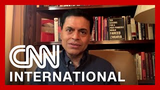 Fareed Zakaria: A second lockdown in India is 'impossible'