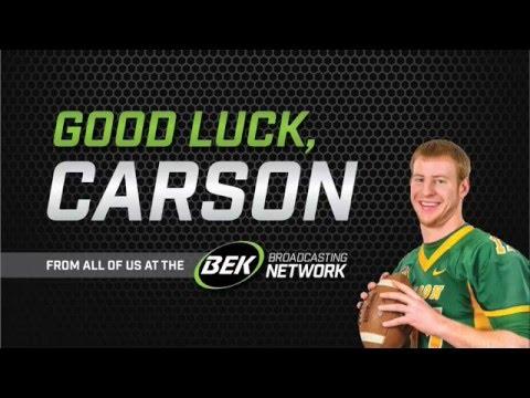 BEK Sports Network-Carson Wentz Feature