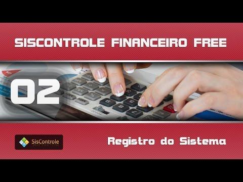 02 Registro - Curso Siscontrole Financeiro Free