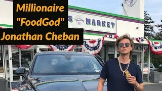 FoodGod Jonathan Cheban Net Worth , House, Girlfriend & Family