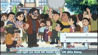 Doremon Ep 65  Cái gì Nobita được 100 điểm & Tấm thẻ của quỷ