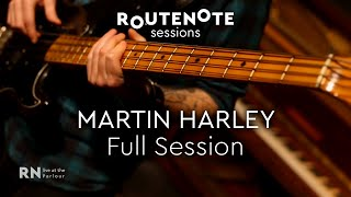 Martin Harley - Full Session | RouteNote Sessions | Live at the Parlour