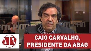Mix Palestras | Tejon entrevista Caio Carvalho