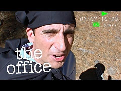 Michael Scott: Survivor Man  - The Office US