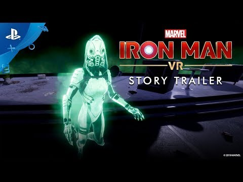 Marvel's Iron Man VR | Handlingstrailer