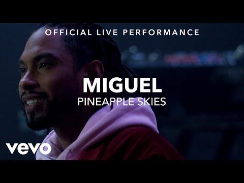 Miguel - Pineapple Skies (Vevo x Miguel)