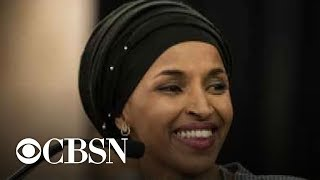 Rep. Ilhan Omar under fire for suggesting GOP supports Israel for campaign donations