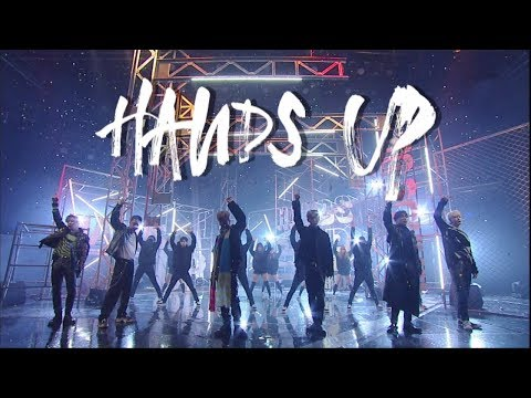 《Comeback Special》 B.A.P(비에이피) - HANDS UP @인기가요 Inkigayo 20171217