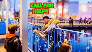 What Happened To Sdiezzel In Knott's Berry Farm?!! | Familia Diamond