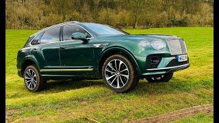 2021 Bentley Bentayga V8 review. Could this posh SUV make a good farmer's car?
