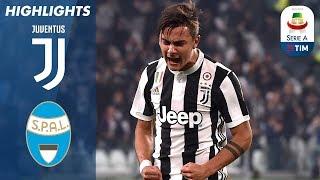 Juventus 4-1 Spal | Dybala and Cuadrado Score in Big Victory! | Serie A TIM 2017/18