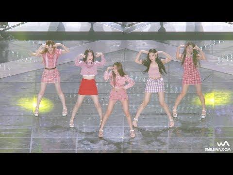170909 레드벨벳 (Red Velvet) 'Rookie' 4K 직캠 @인천 한류 관광 콘서트 Fancam