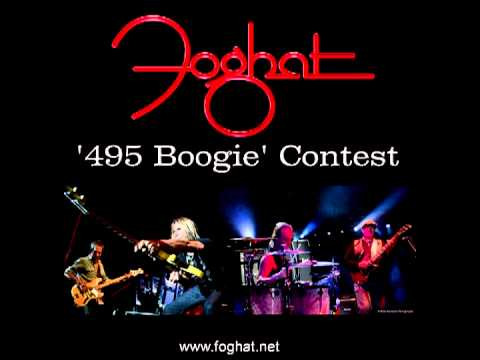 12  '495 Boogie Chasin' Down that Highway'   Foghat Contest Entry  Fred Canevari Jr