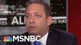 Felix Sater On President Donald Trump, Russia, And Being A Spy | All In | MSNBC