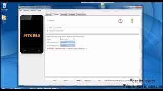 SPD 6531E 6533G Cpu Flash and Unlock tools How to flash spd