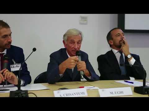 Maurizio Ughi di Obiettivo 2016 al convegno sul betting di Enada Roma