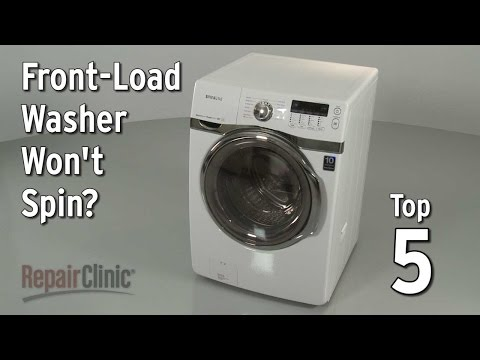 whirlpool washer won t spin admiral washing machine wont spin top 6 reasons top load 28786
