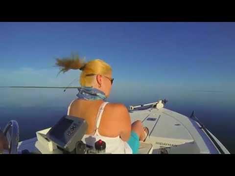 JP Ross, Fishing the Keys