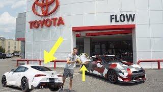 I BOUGHT A 2020 Toyota GR Supra!!! *EMOTIONAL*