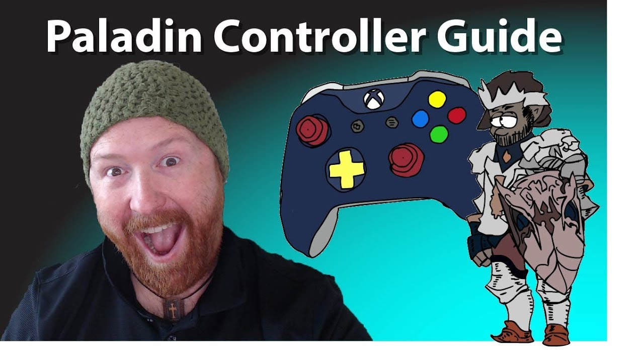 FFXIV Paladin Controller Guide [Level 70]
