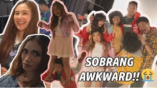 FIRST TIME PHOTOSHOOT!! SOBRANG AWKWARD! ft JunnieBoy, Pamela Swing, Cong TV and more..