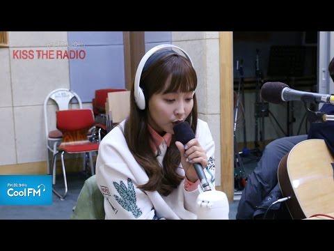 다나 '나의 하루' 라이브 LIVE / 160124[슈퍼주니어의 키스 더 라디오]