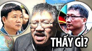 """""""TỪ THỦ ĐÔ"""": Bình luận vụ án Đinh La Thăng, Trịnh Xuân Thanh và đồng phạm"""