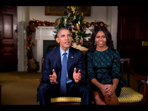 Weekly Address: Merry Christmas from the President and First Lady