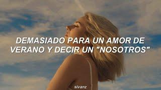 Taylor Swift - august (Traducida al Español)