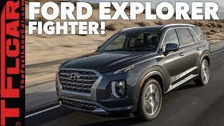 2020 Hyundai Palisade: Most Family Friendly Three-Row SUV?