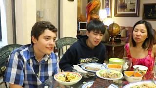 Vlog 192 ll Gia đình Việt Mỹ đã trở lại Marco Island ( Bữa tối cười muốn bể bụng luôn)