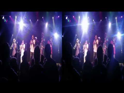 Rebirth Brass Band perform Live @ The Independent (YT3D:Enable=True)