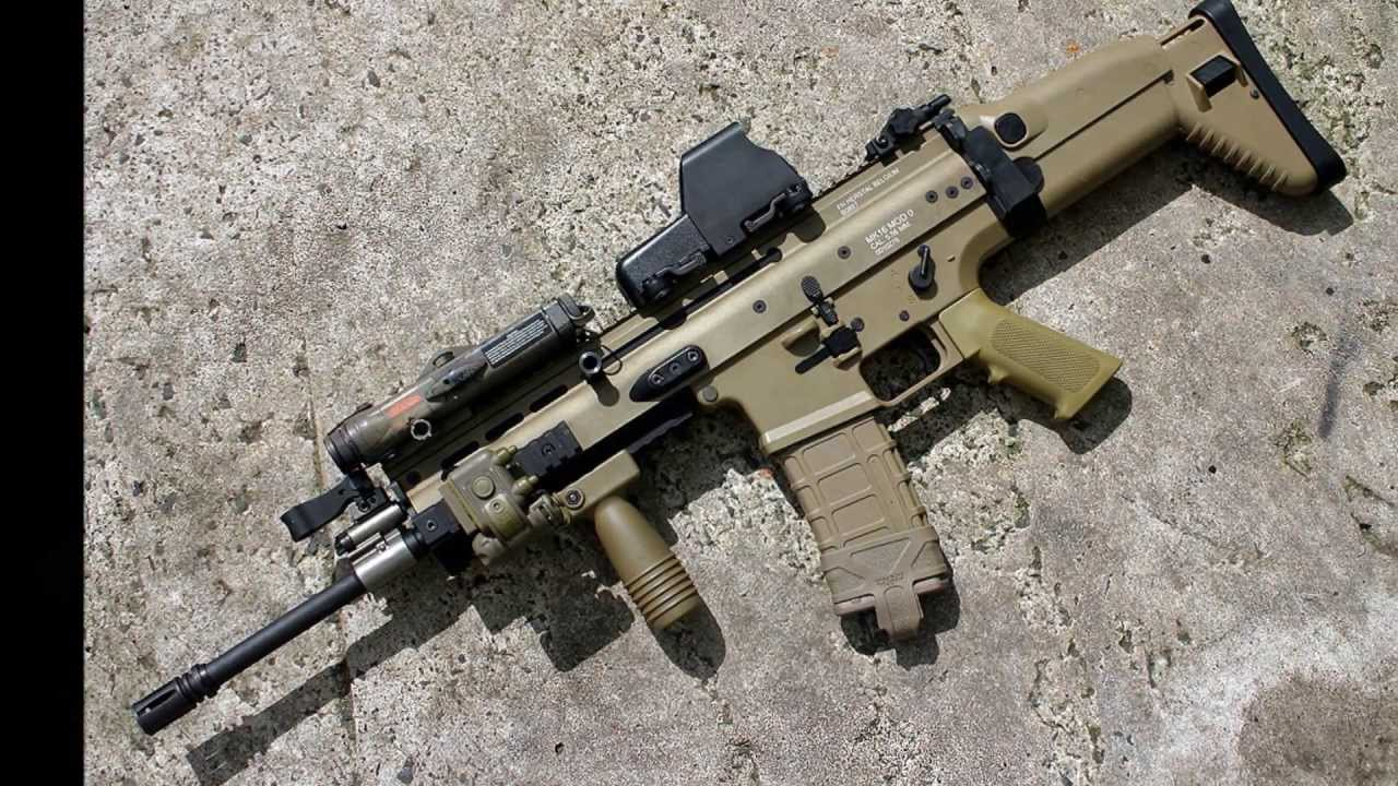 Top 10 Assault Rifles In The World Topyaps Youtube