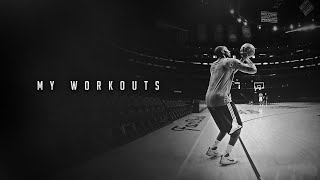 THE MIND OF KOBE BRYANT - MY WORKOUTS