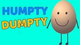 Humpty Dumpty İngilizce Bebek ve Çocuk Şarkısı | Altyazılı Çizgi Film Şarkıları | Akıllı Bıdık