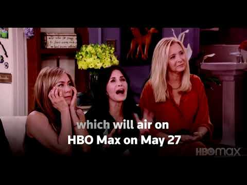 The 'Friends' reunion trailer has dropped
