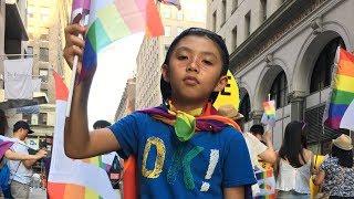 在紐約同志遊行尋找台灣隊|200萬人的Gay Pride是什麼感覺|男生宿舍